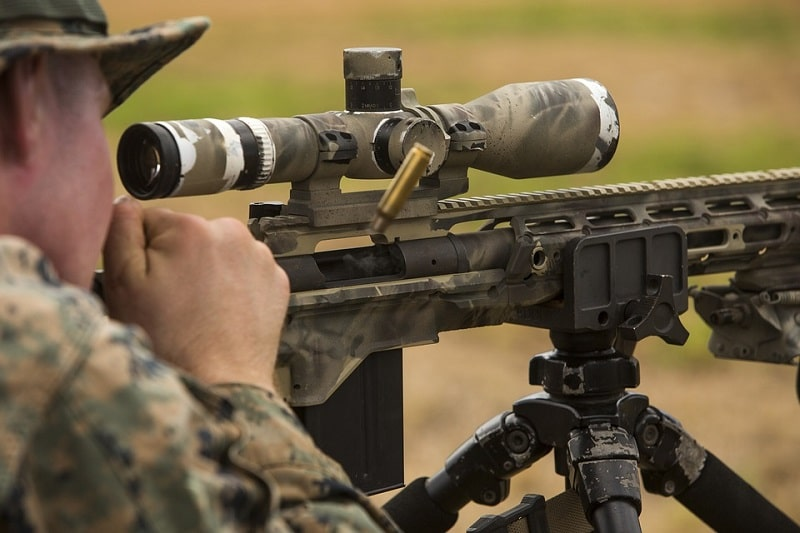 what is the best long range scope on the market