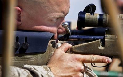 How To Sight In A Rifle Scope At 50 Yards?