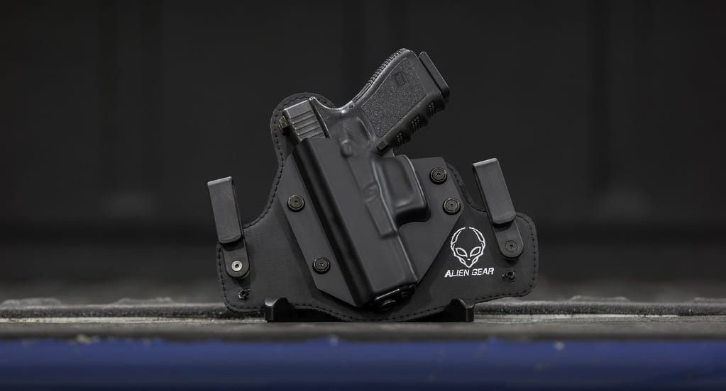 What Is The Best IWB Holster For Big Guys?