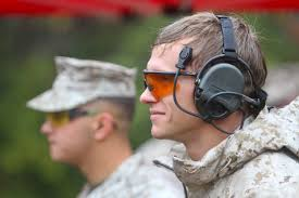 electronic ear protection
