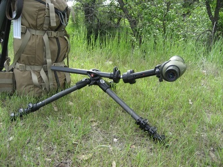 best hunting tripod for spotting scope