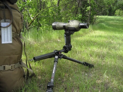 tripod for spotting scope