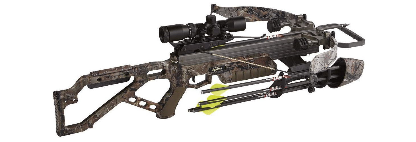 EXCALIBUR CROSSBOW Micro 335 Crossbow with APX Package
