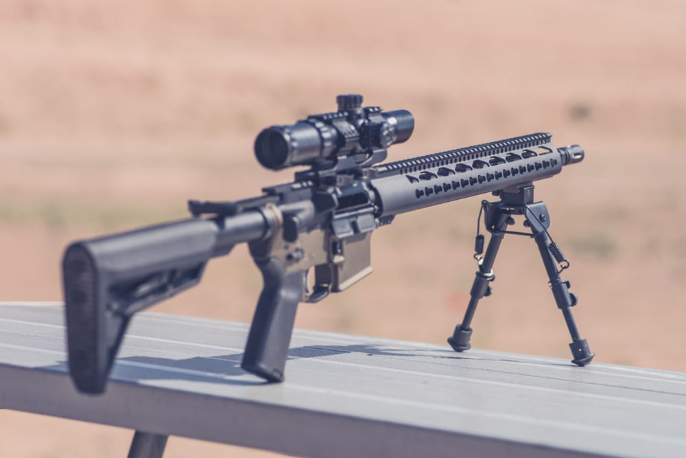 The Best AR 15 Foregrip Bipod: Here Are Eight Of The Best Rated And Reviewed