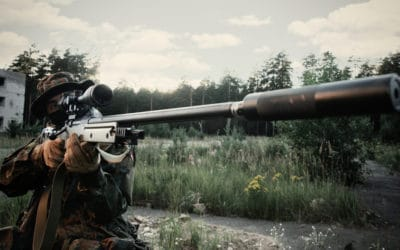 Ready to Sharpen Your Shooting Skills? Get Ahead With the 10 Best Airsoft Sniper Rifles Around